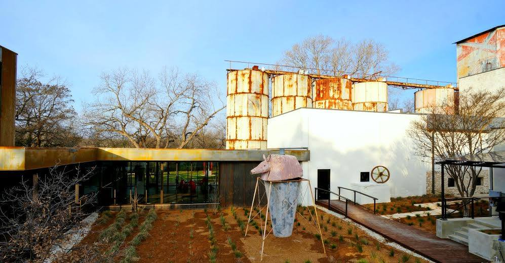 hill country science mill exterior