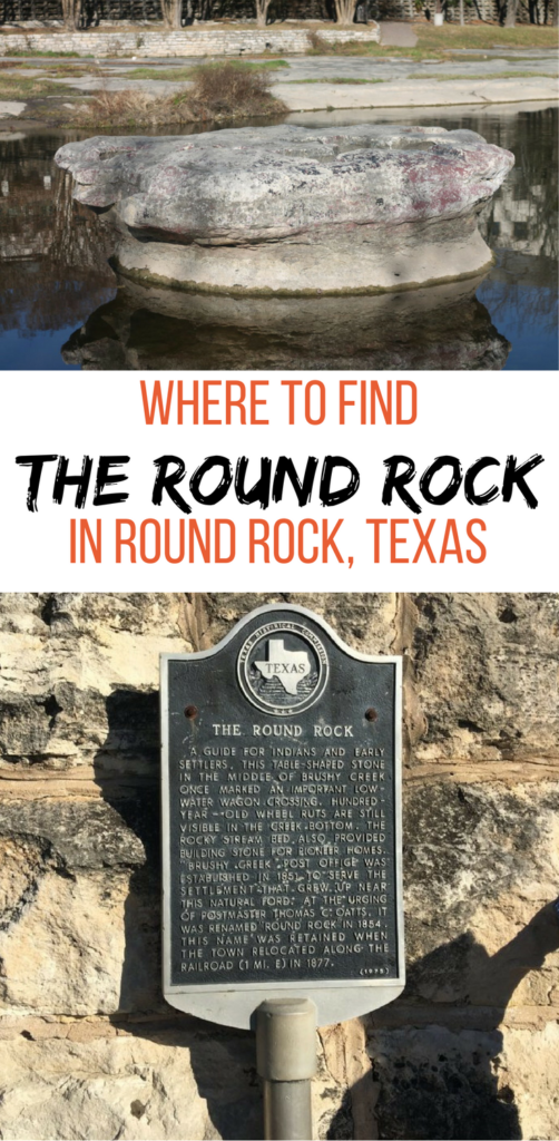 How to See The Round Rock in Round Rock