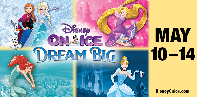 Pre-sale tickets for Disney on Ice years of Magic go on sale today at 10am. Use code FE15DPM for £3 discount per ticket booked. Tickets must be booked by 10th April to u.