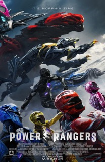 SABAN'S POWER RANGERS & Giveaway