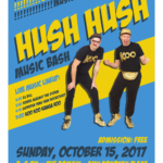 HUSH HUSH MUSIC BASH 2017 | Austin, Texas