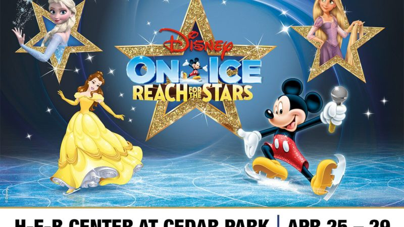 Disney on Ice Family 4 Pack Giveaway!