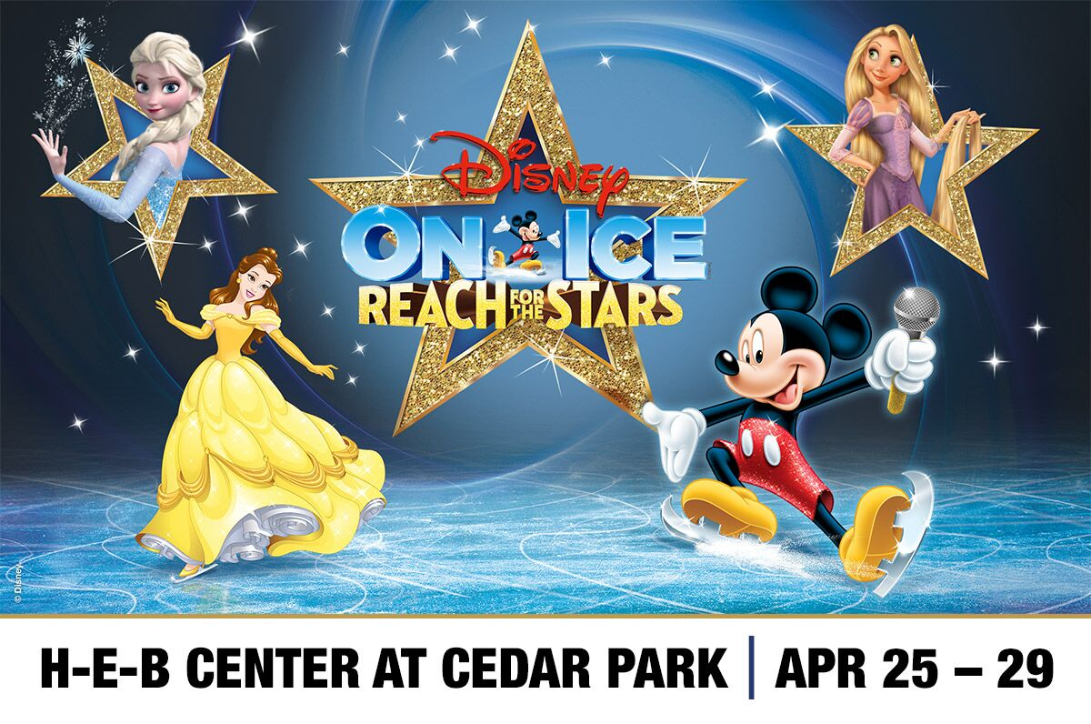 Disney On Ice: Dare To Dream on May 20, in San Antonio, TX at Alamodome.